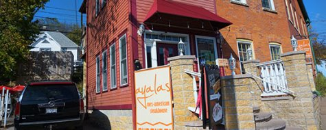 Ayalas Mex-American Steak House