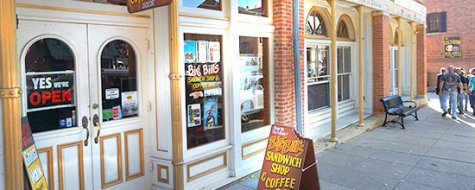 Big Bill's Sandwich Shop & Coffee Bar
